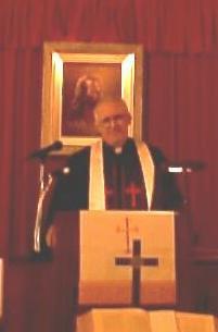 Your Pastor, Rev. Dr. Hoyt Noel Jr.